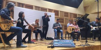 Jazzmani zagrali w SM w Dębicy