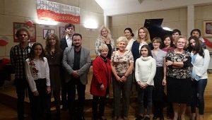 Warsztaty pianistyczne z prof. Bronisławą Kawallą
