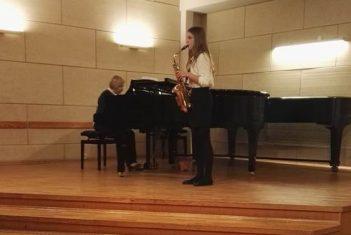 Koncert Szkoły Muzycznej I st. w Krzeszowicach oraz Ogólnokształcącej Szkoły Muzycznej w Tarnowie