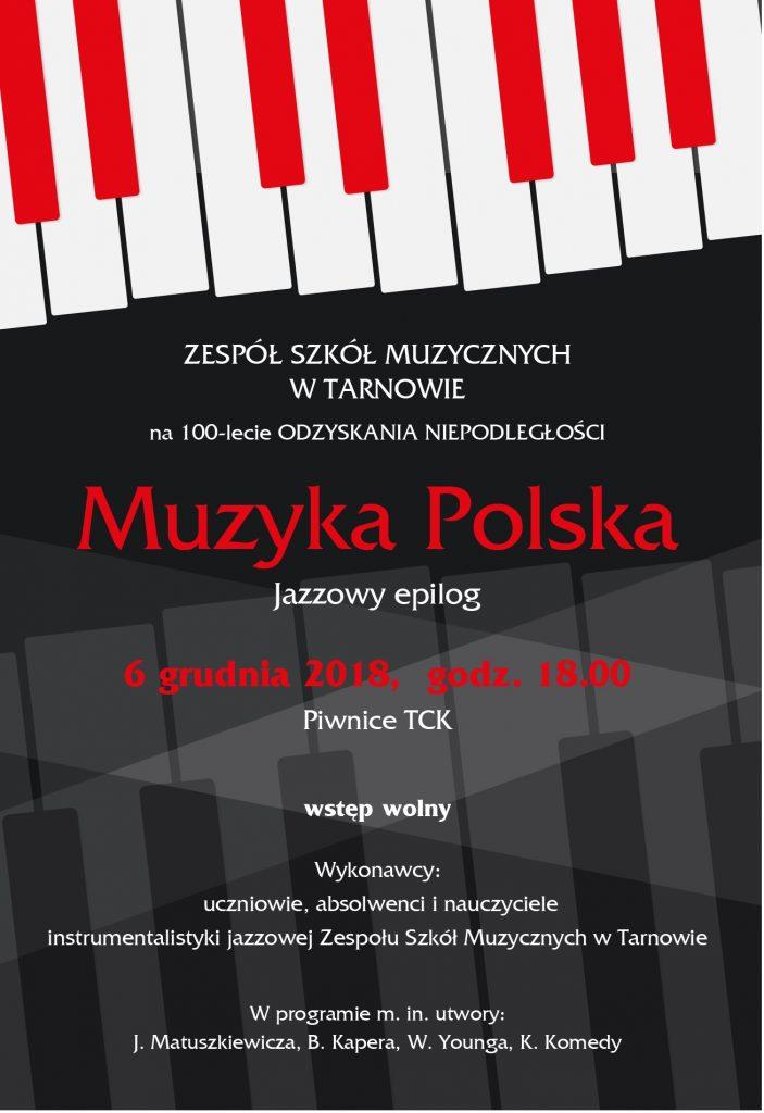 Jazzowy epilog