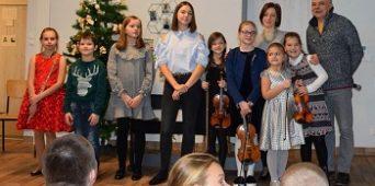 Występy naszych uczennic w Specjalnym Ośrodku Szkolno-Wychowawczym w Wierzchosławicach-Dwudniakach