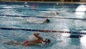 Wielkie emocje na pływalni w Mościcach