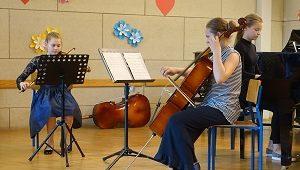Koncert Zespołów Instrumentalnych Sekcji Smyczkowej I stopnia